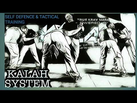 The most realistic self defense  training KALAH SYSTEM