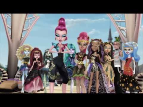 "Кукла Monster High ""13 желаний"" в асс.(BBK06)"