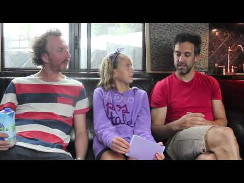 Kids Interview Bands - Guster