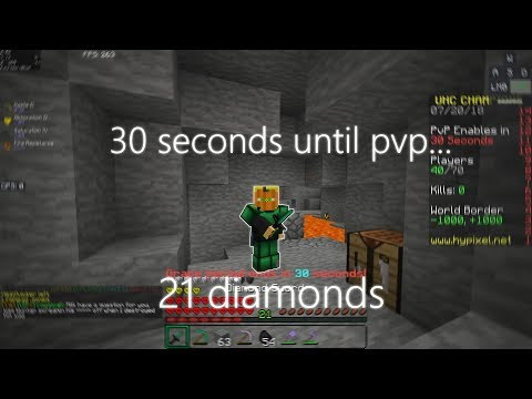 The Perfect Game - Hypixel UHC Highlights