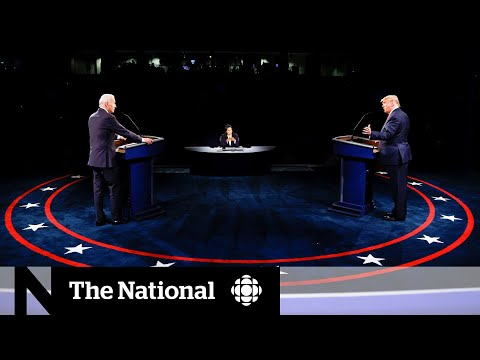 Does the final U.S. presidential debate matter?   U.S. Politics Panel