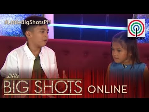 Little Big Shots Philippines Online: Rhian | Viral Drummer Girl