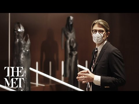 Exhibition Tour—About Time: Fashion and Duration with Andrew Bolton | Met Fashion