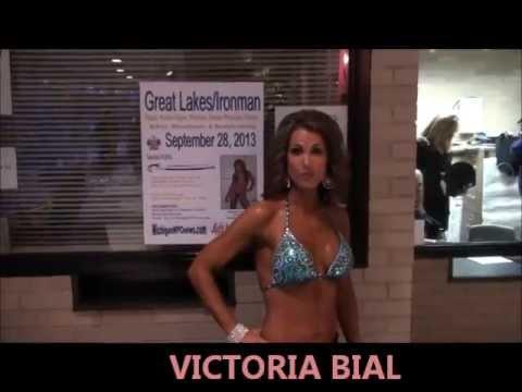 2013 NPC Flint Mid Michigan - VICTORIA BIAL - Interview