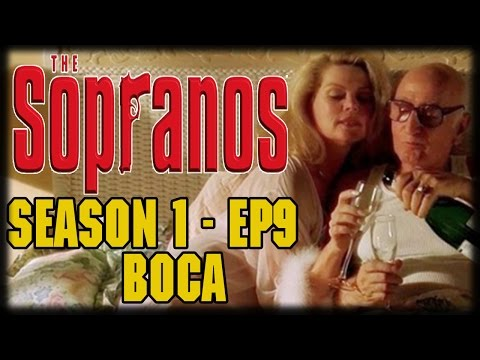 """The Sopranos Season 1 Episode 9 """"Boca"""" Recap and Review and """"A Hit is a Hit"""""""