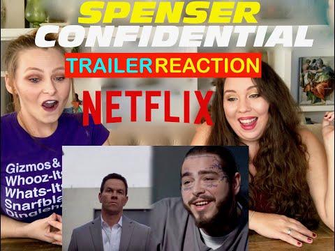 Spenser Confidential - Mark Wahlberg | Official Trailer REACTION | Netflix Film