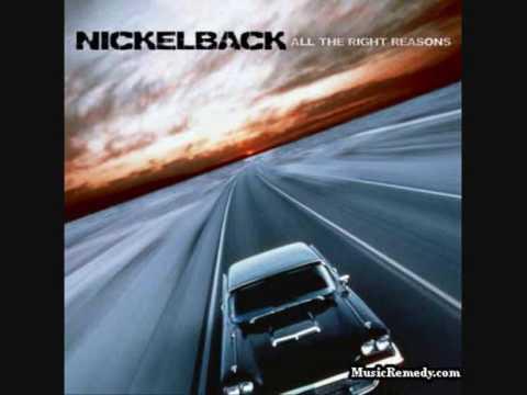 Nickelback - Saturday night's alright lyrics