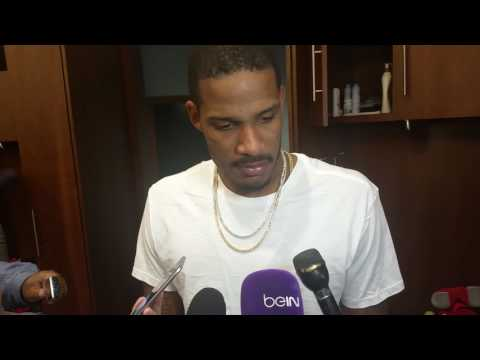 Trevor Ariza after Rockets beat Nuggets