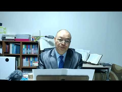 마태복음영해설교6장6-8