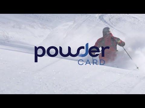 Pow(d)er Card - für Sölden und Obergurgl-Hochgurgl