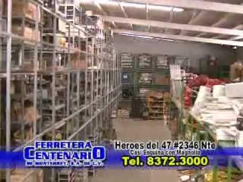 Comercial Ferretera Centenario de Monterrey