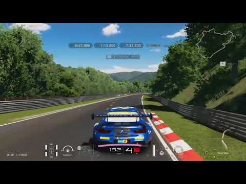 Gran Turismo Sport - Nürburgring Nordschleife Circuit Experience (Gold Medal) - Full Gold Completion