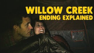 Nonton Willow Creek Ending Explained  Spoiler Alert   Film Subtitle Indonesia Streaming Movie Download