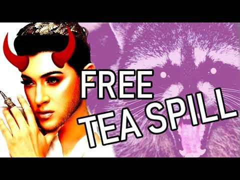 THE DOWNFALL OF MANNY MUA FEAT. TEA SPILL