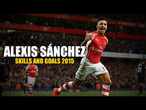 Alexis Sánchez | Ready For 2016 | Skills And Goals  HD