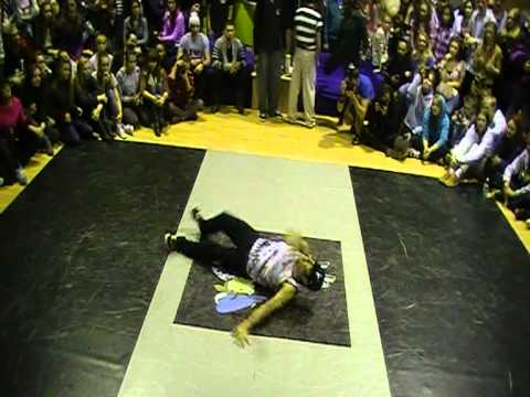 8th International urban dance contest
