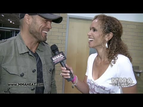 Randy Couture On Lyoto Machida Retiring From the UFC  The Expendables 2