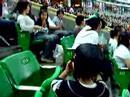 2006年7月23日SB vs. 楽天E ヤフードームの片隅にて 2 year old baseball pitcher