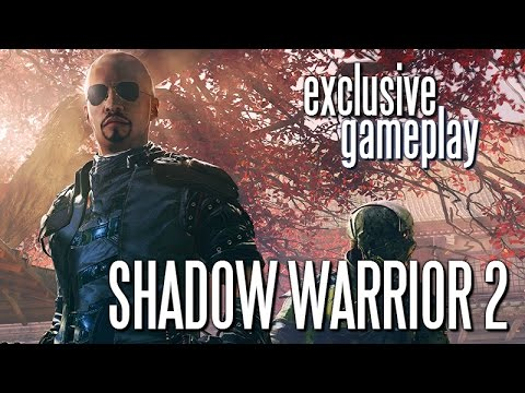 Zobaczcie w akcji Shadow Warrior 2! Tak prezentuje się kandydat do miana najlepszej strzelanki roku