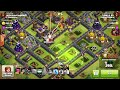 Jan 19, 2015: clash of clans trolling - maxed heros cant beat it!  plus attacked by #1 player in england!