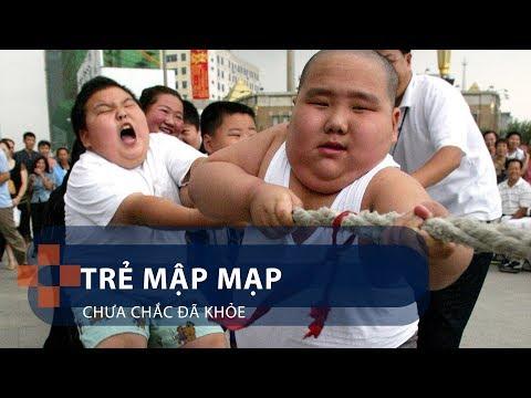 Trẻ mập mạp chưa chắc đã khỏe | VTC1 - Thời lượng: 4 phút, 3 giây.