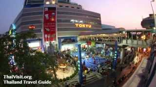 MBK Center , Bangkok (outside View) - Thailand Travel Guide