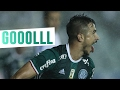 Gols - Santos 1 x 2 Palmeiras - Paulistão 2017