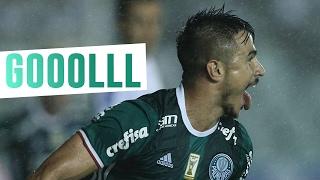 Jean e Willian marcaram para o Verdão na vitória sobre o Santos, de virada, na Vila Belmiro, pela 9ª rodada do Campeonato...