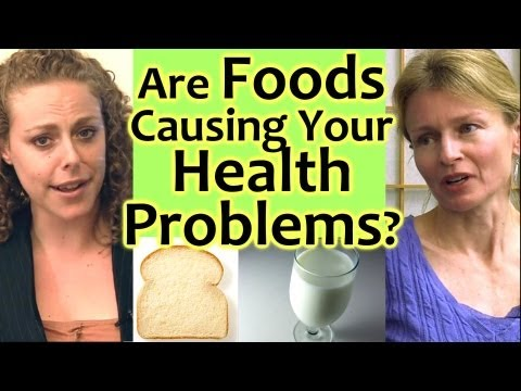 Can Foods Cause Headaches, Pain, IBS, or Cancer? Dairy & Gluten Food Allergies | The Truth Talks