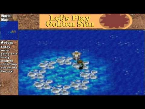 Golden Sun: The Lost Age Walkthrough - Jackit Game Adventures - [76 ...