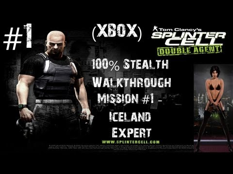 Splinter Cell Double Agent Xbox