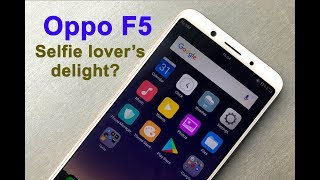 Video Oppo F5 unboxing and quick review: Camera, specs and price MP3, 3GP, MP4, WEBM, AVI, FLV Februari 2018