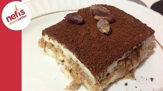 Bisküvili Elmalı Tatlı Tarifi | Nefis Yemek Tarifleri