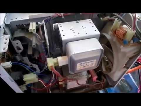 Ремонт микроволновки даевоо