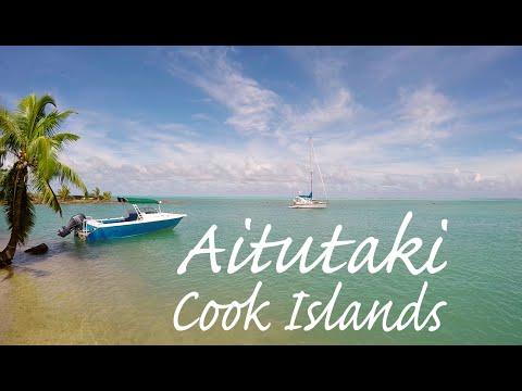 Aitutaki, Cook Islands in HD 1080p