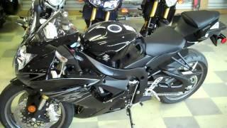 10. Great track day motorcycle - 2011 Suzuki GSXR750