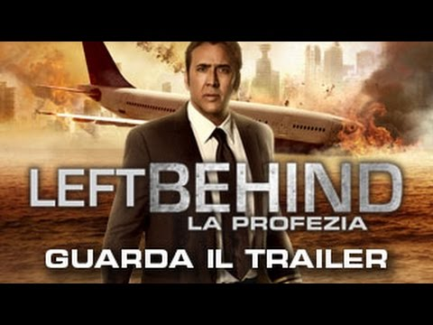 Preview Trailer Left Behind - La profezia, trailer italiano