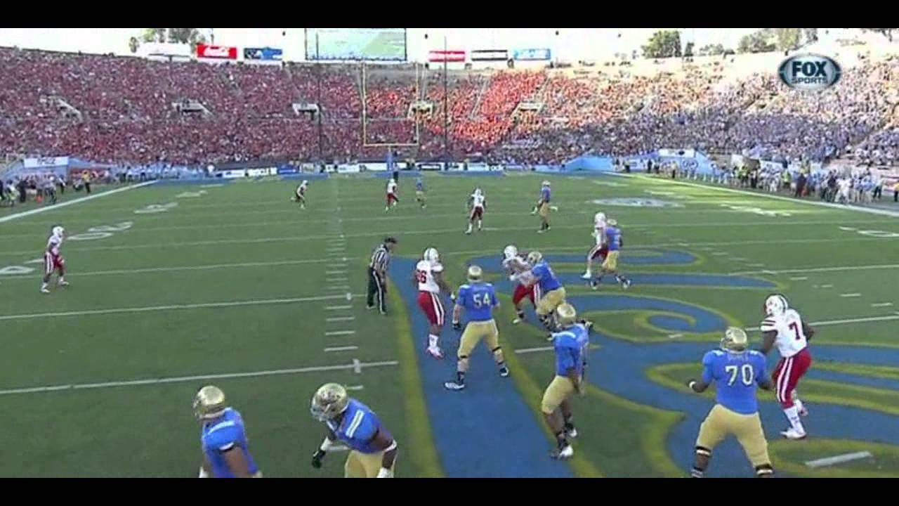 Brett Hundley vs Nebraska (2012)