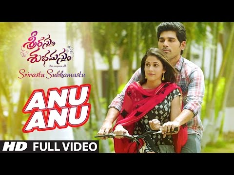 Anu Anu Full Video Song ||