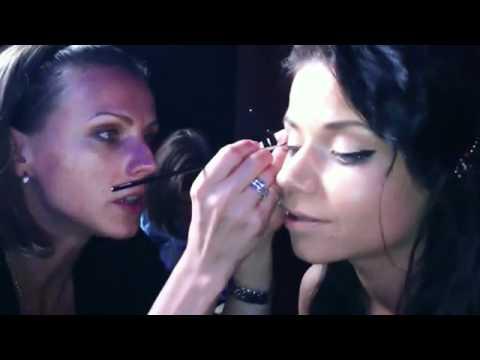 Бьянка на сьемках клипа (Biankanumber1 Official Channel)