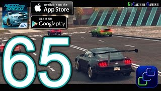 NEED FOR SPEED No Limits Android iOS Walkthrough - Part 65 - Car Series: Horse Power Chapter 3, EA Games, video games