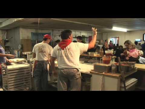 Antico Pizza Napolitano - a spiritual experience?