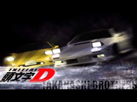 Initial D Mega Mix 2 (HD) (видео)