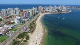 Punta Del Este Uruguay  city photos gallery : Punta del Este, Uruguay 2016 - DJI Phantom 3 Advanced (drone, aereo, aerial)
