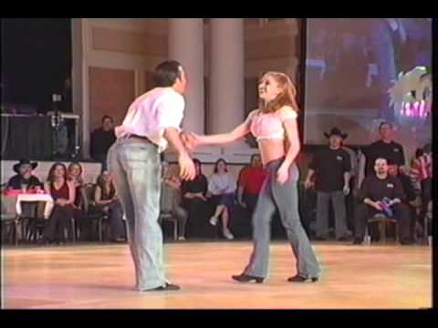 Jason Colacino and Katie Boyle - Honky Tonk
