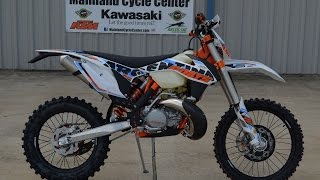 4. $9,599: 2015 KTM 300 XC-W Six Days Special Editon Overview and Review