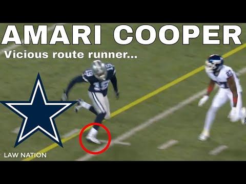 ✭ Dallas Cowboys Amari Cooper