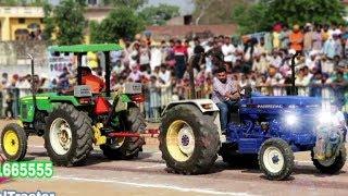 Farmtrac 45 Vs John Deere 5310 Tractor Tochan Kulewal Punjab