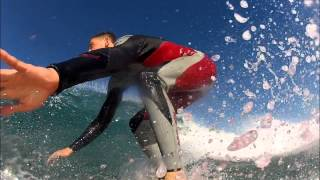 Hawks Nest Australia  city photos gallery : GoPro HD Surfing Hawks Nest Australia