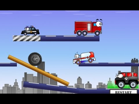 dibujos de carros - coches de dibujos animados para los niños, coche dibujos de carreras, Dibujos animados divertidos para niños.